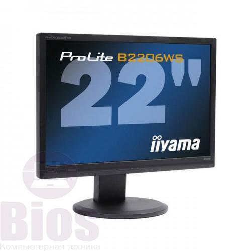 "Монитор бу 22"" iiyama b2206 ws"