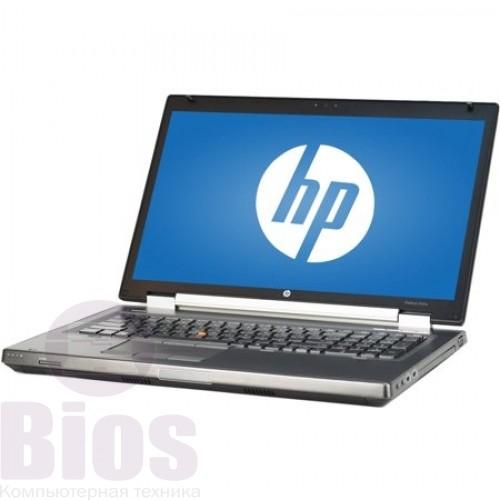 """Игровой Ноутбук бу 17,3"""" HP Elitebook 8760w / i7- 2860 QM / Ram 8gb / HDD 500gb / NVIDIA QUADRO K4000M"""