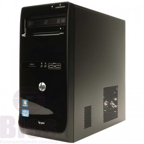 Системный блок Б/у Hp 3400  I5 2400/RAM 4/HDD 500/