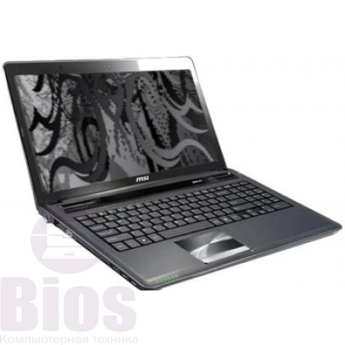 Ноутбук Б/у MSI CR640 I3 2350M/RAM 4 gb/HDD 320/Video Intel HD Graphics 3000