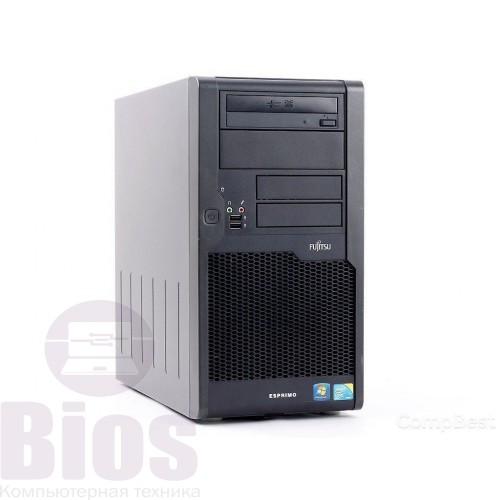 Системный блок Б/у Fujitsu p9900 Intel Core i5 650/RAM 4 Gb/HDD 250 Gb