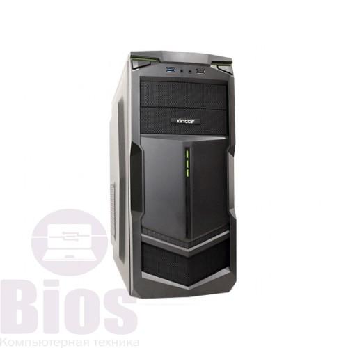 Игровой компьютер Бу /Core I7 4770/RAM 12 GB/SSD 240/HDD 500/GeForce GTX1050 Ti 4096Mb/ATX 500W