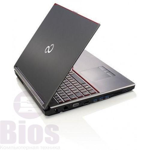 "Игровой бу Ноутбук Fujitsu H730 15,6""/Corei7 4800MQ/RAM 16 Gb/HDD 500 gb/Quadro K1100M/Full HD IPS"