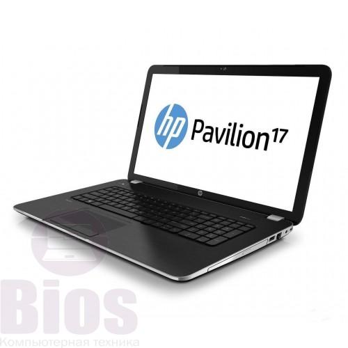 "Ноутбук бу 17.3"" HP Pavilion 17 / core i5-5200U  / Ram 8Gb / ssd 120 Gb / HDD 1000Gb + подарок"