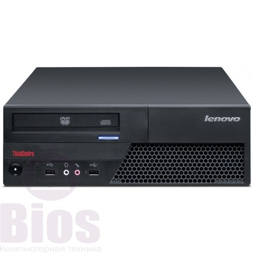 Компьютер Б/у  Lenovo M58 Core 2 Duo E8400 /Ram 4 gb/HDD 250 gb