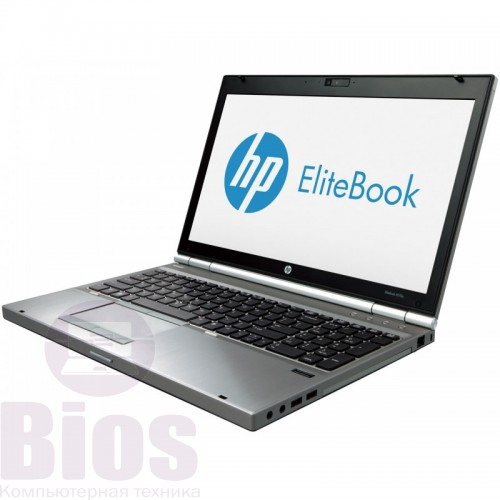 "Ноутбук бу 15,6"" HP EliteBook 8570/ Intel Core i7-3540M/ HDD 500gb/ Ram 8gb/ Radeon 7570m"