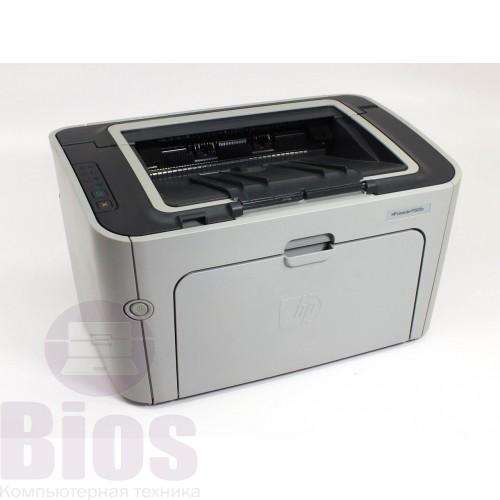 Принтер HP LaserJet P1505