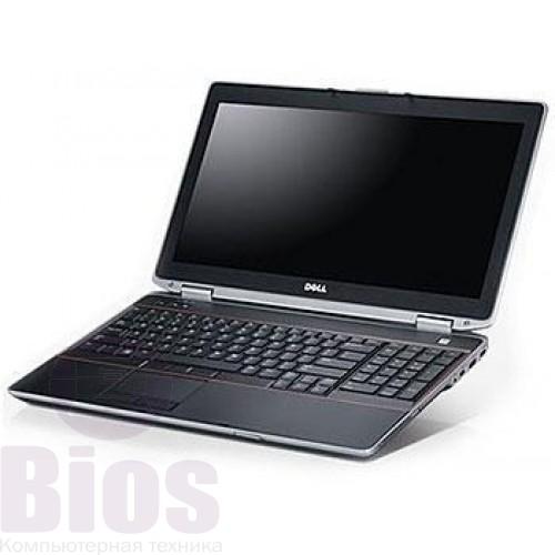 "Ноутбук бу 15.6"" Dell Latitude E6520 Intel Core i7-2720QM / Ram 8gb /SSD 120 gb /HDD 320gb / NVS 4200m"