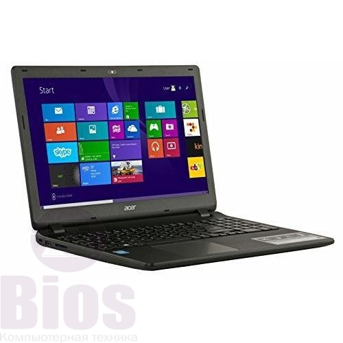 "Ноутбук Б/у 15,6"" Acer Aspire ES1-523-2427 / AMD Dual-Core E1-7010 / RAM 4 ГБ / HDD 500 ГБ / AMD Radeon R2"