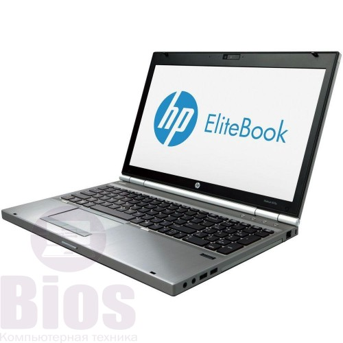 Ноутбук Б/У HP EliteBook 8570p i5-3360M/8GB/HD+/AMD Radeon HD 7570m