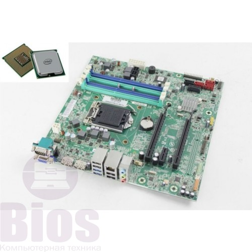 Материнская плата бу Lenovo IS8XM   s1150