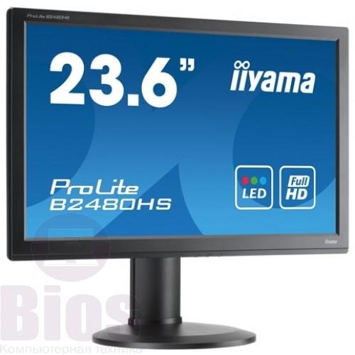 Монитор Б/у Liyama ProLite B2480HS