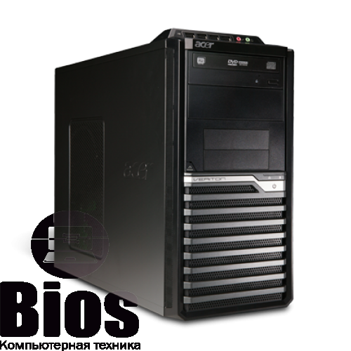 Компьютер бу Acer Veriton M430 G Phenom 2 x3 B75 3.0GHz/4Gb/250Gb