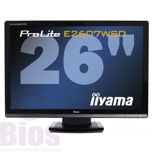 "Монитор бу 26"" liyama E2607WSD-B1 Full HD"