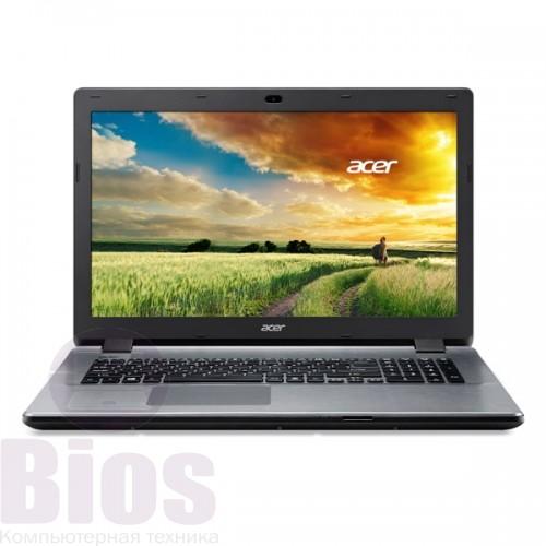 Игровой ноутбук Б/у 17,3 Acer E5-771g I5-5200u/RAM 8gb/SSD 120 gb/HDD 500 gb/ Video GТ840m