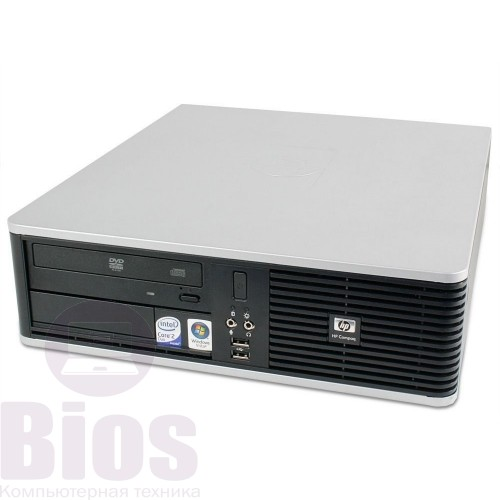 Компьютер Бу HP 7900 Intel Core2duo E7500 / Rам 4 Gb / HDD 160Gb