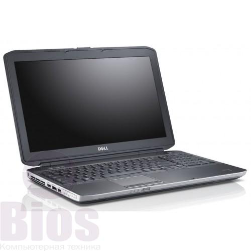 Ноутбук бу Dell e5530 Intel Core i5 3320/4Gb/320Gb/