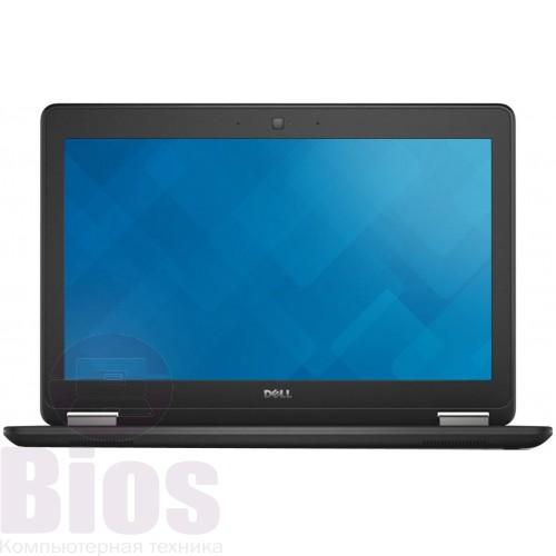 """Ультрабук Б/у 12"""" DELL E7250 i5-5300 @1,90GHz RAM 8GB SSD128GB"""