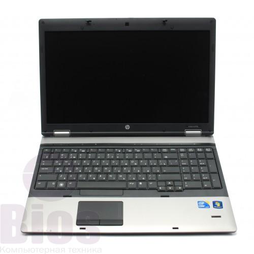 "Ноутбук бу 15.6"" Hp 6550b Intel Core i5-460M /RAM 4Gb/HDD 160Gb/Video intel HD"