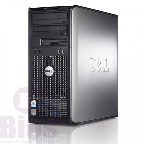 Компьютер Бу Dell OptiPlex 380 Core2Duo E7500 2.93GHz/DDR3 4Gb/160Gb