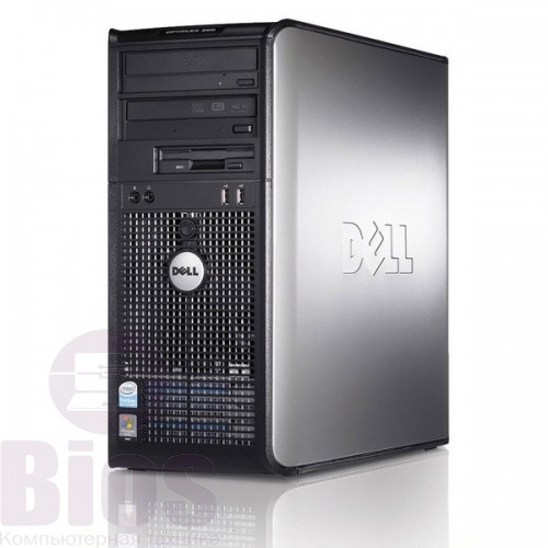 Компьютер Бу Dell 380  / сore Quad 9650 / ram 8 gb / HDD 500gb
