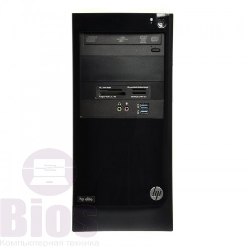 Игровой компьютер бу НР 7300  Intel Core I7 2600/ RAM 8 gb/ SSD 120 gb/ HDD 500 gb/ Video RX 470 4 gb