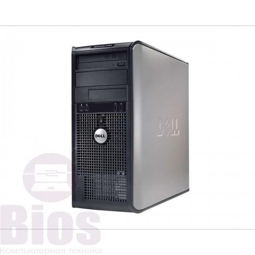 Компьютер бу Dell 745 Tower Core2Duo E6300/2Gb/250Gb