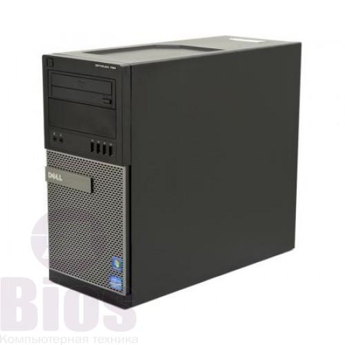 Игровой компьютер Б/у Dell Optiplex 790/Core I7 2600/RAM 8 GB/HDD 500/RX 470 4 gb