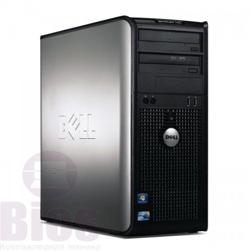 Компьютер бу Dell 780 midiTower Intel Core 2 Duo E8500/ 4 Gb/ 250 Gb