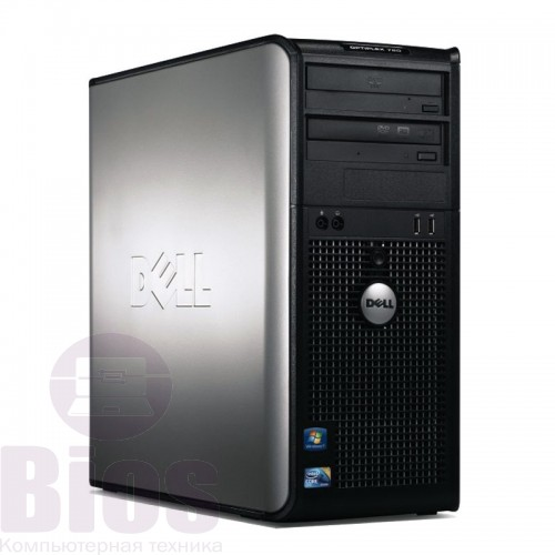 Компьютер бу Dell 780 Core2Duo E 8400 3.0 GHz/4Gb/250Gb