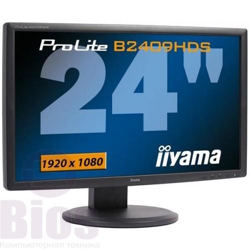"Монитор Б/у 24"" Iiyama ProLite B2409HDS"