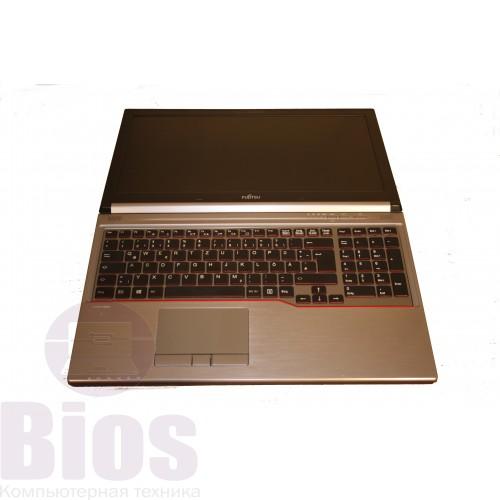 "Игровой бу Ноутбук Fujitsu H730 15,6""/Corei7 4800MQ/RAM 8 Gb/SSD 240gb/Quadro K1100M/Full HD IPS"