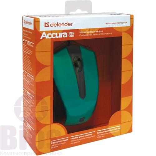Компьютерная мышь Accura MM-950