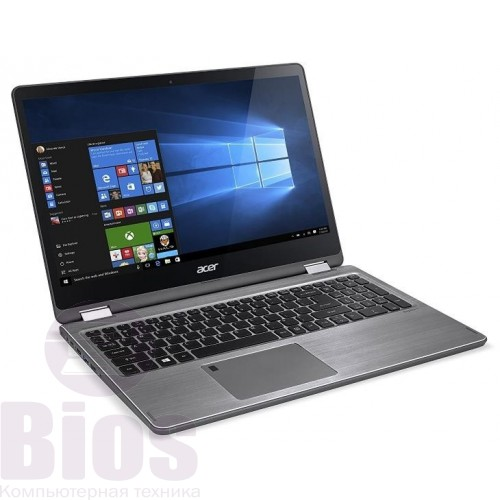"""Ноутбук игровой бу 15.6"""" Acer Aspire R15 R5-571TG Intel Core i7-7500U (3,5 ГГц) / RAM 8 ГБ / SSD 250 ГБ  940MX, 2 ГБ"""