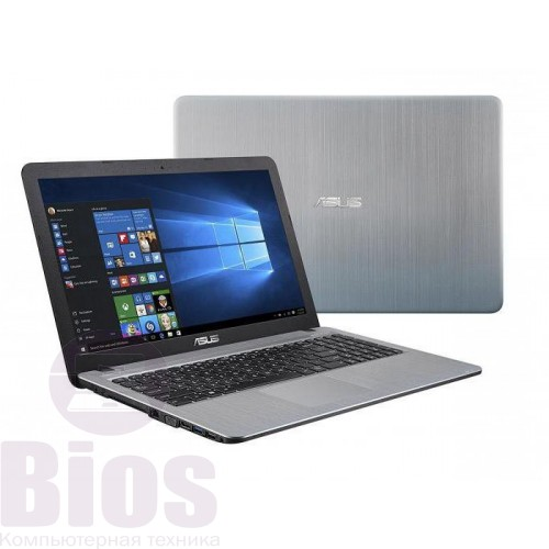 "Ноутбук бу Asus X540S Silver 15,6""/Intel® Pentium® N3710/RAM 4GB/HDD 500/Intel® HD/ 1366*768"