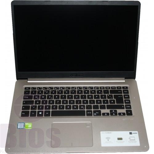 Игровой ноутбук Б/у Asus S510 Core i7 7500/RAM 8 gb/SSD 250 gb/Video MX 940 2 gb