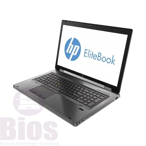 "Игровой Ноутбук бу 17,3"" HP Elitebook 8770w / i5- 3360M / Ram 8gb / HDD 500gb / AMD FirePro M4000"