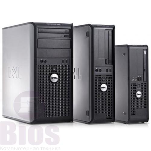 Компьютер Бу Dell OptiPlex 380 Core2Duo E7500 2.93GHz/DDR3 4Gb/250Gb