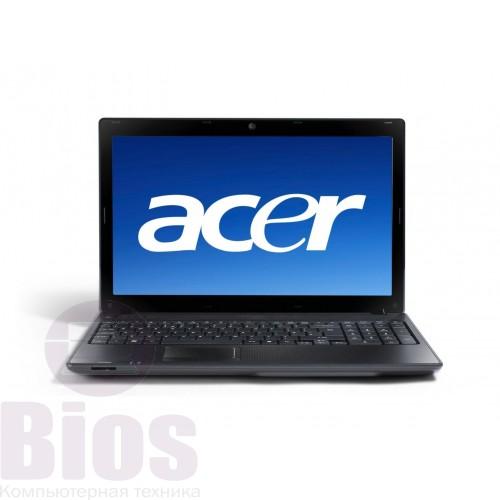 "Ноутбук 15.6"" бу  Acer Aspire 5552G AMD Athlon x2  P340 (2.2 ГГц) / RAM 3 ГБ / HDD 320 ГБ / ATI Radeon HD5470"
