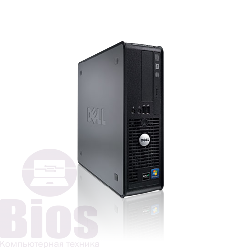 Компьютер Б/у Dell 580 Athlon x2 240 / RAM 4 gb/HDD 250 gb