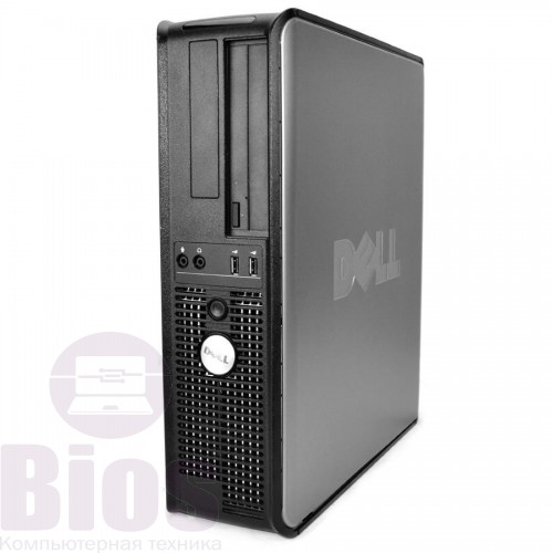 Компьютер бу Dell 745 Core 2 Duo  E6300 /RAM 4 Gb/HDD80Gb