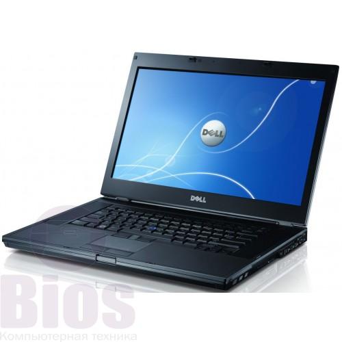 Ноутбук бу Dell 6510 Intel Core i3 350/4Gb/250Gb/