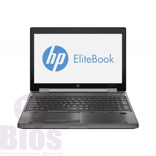 "Ноутбук бу HP EliteBook 8570W 15,6""/Intel Core i7-3740Q/RAM 16GB/SSD 256GB/HDD 500GB/Video Qvadro K2000M 2GB/Full HD"