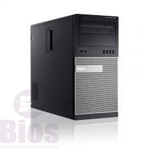 Игровой Компьютер Бу Dell Optiplex 7010 / Core I3 3220 /RAM 4 GB/HDD 500 GB/ Radeon r7 250