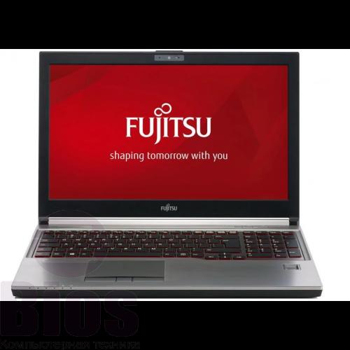 "Ноутбук Б/у 15,6""  Fujitsu LIFEBOOK E756 Intel Core i5 6200/RAM 8 gb/SSD 120GB/HDD 500GB"