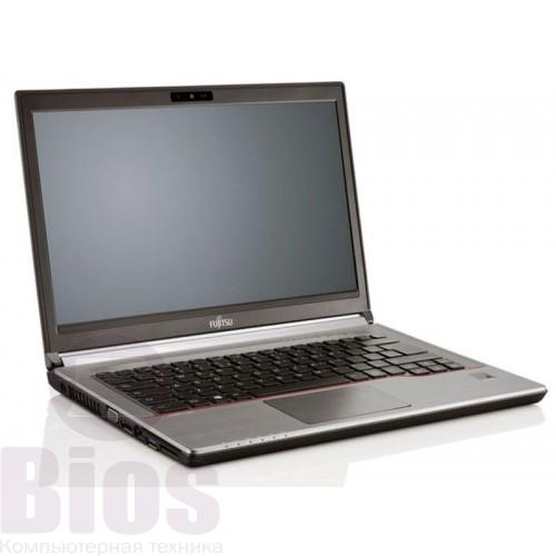 "Ноутбук бу Fujitsu E743 14""/Intel Core i5-3340M /SSD 120 gb/HDD-500GB/RAM 8GB/Intel HD 4000 + подарок"