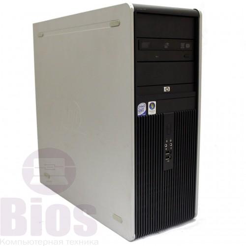 Компьютер бу HP dc7800CMT/Intel Core 2 Duo E6550 (2.33Ghz)/ 4gB/160Gb/DVD Super Multi