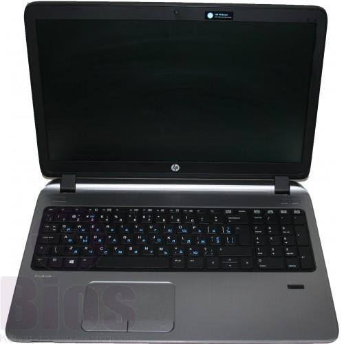 Ноутбук Б/у HP 455 G2 AMD A8-7100 /RAM 8GB/ HDD 500