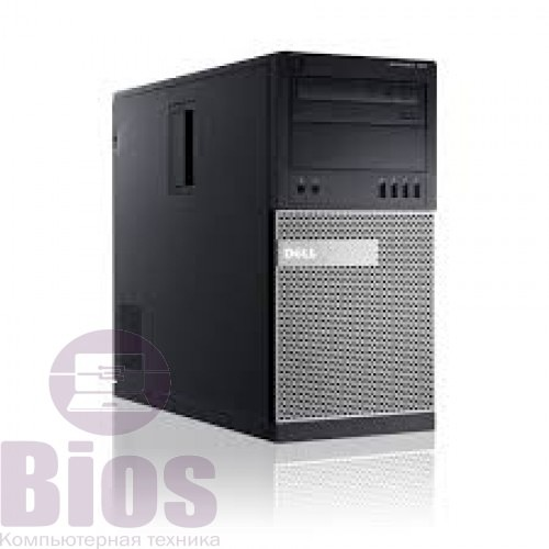 Компьютер игровой Бу Dell Optiplex 790/Core I3 2100/RAM 4 GB/HDD 250 GB/ GF 1030