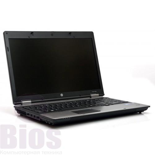 """Ноутбук бу HP ProBook 15,6"""" 6550b Intel Core i5-520m/4GB/160GB HDD/ Intel® HD Graphics"""